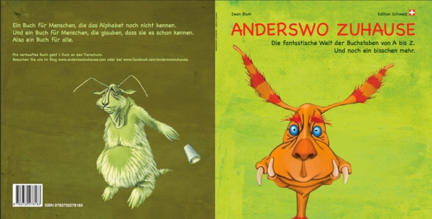 Anderswo Zuhause Cover